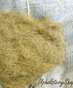 ginger cirly fibre