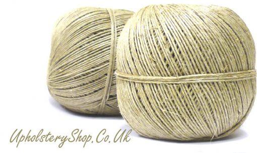 Flax Stitching Twine