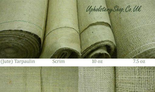 upholstery hessian