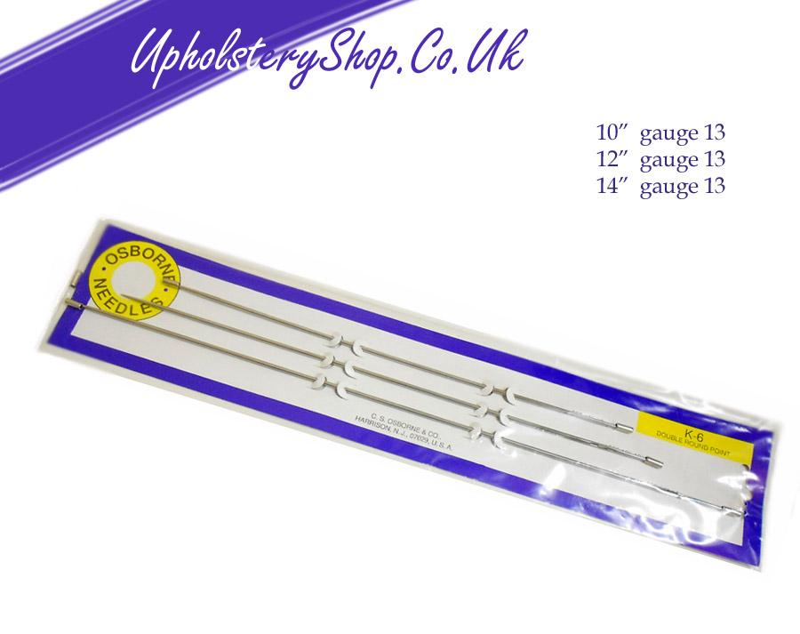 needle kit k6
