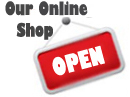 online shop is always open