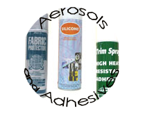 Aerosols and Adhesives