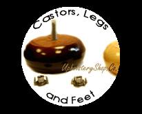 Castors, Legs and Feet