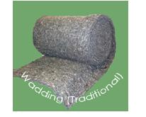 Wadding (Traditional)