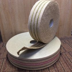 3 inches Jute Webbing