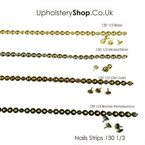 130 1/3 Nail Strips
