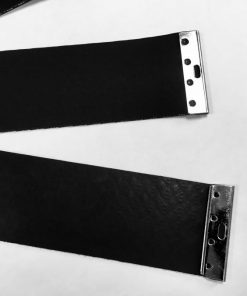 Strap Complete Black Pirelli Webbing