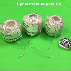 Barbours Linen Stitching Twine cord 250 gram ball