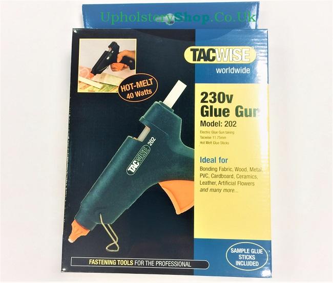 Tacwise Glue Gun Model 202 Upholsteryshop Co Uk