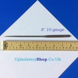 regulator 8 inches 10 gauge