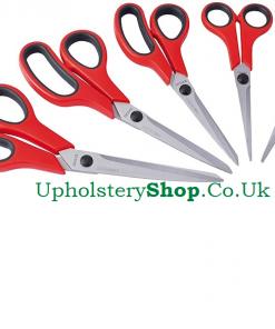 Draper Redline Scissor Set 5